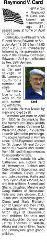 Raymond v. Card