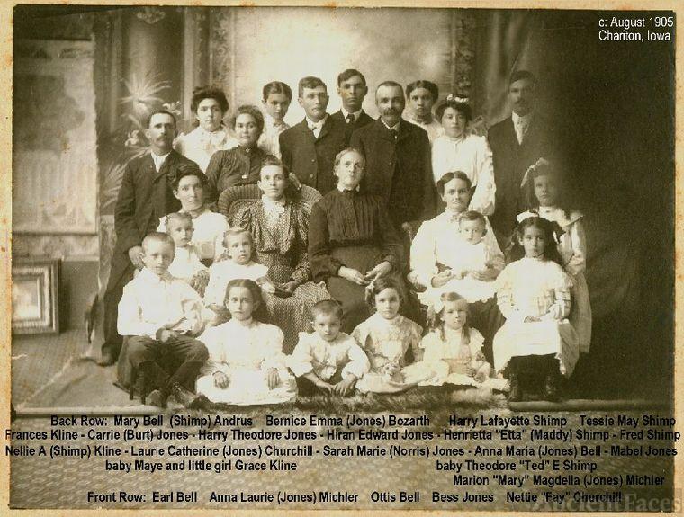Jones Family Reunion