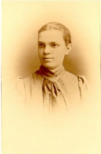 A photo of Jennie Andersen