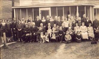 Burns Family Reunion