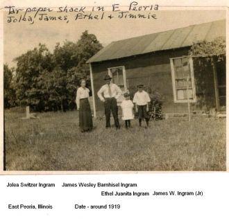 Ingram family, Illinois