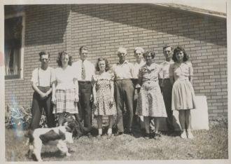 Fred Miller Family