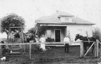 Fred Nelson and Family, Texas.