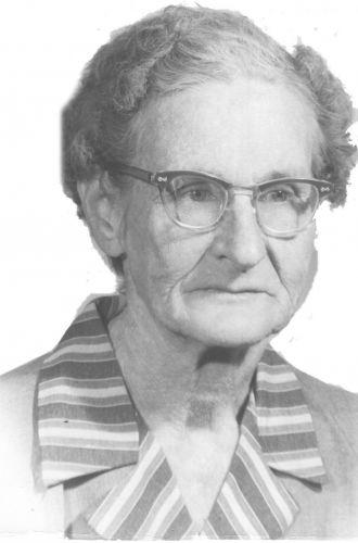 Mattie Ophelia Beck-Mills