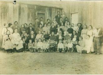 Short family, 1915