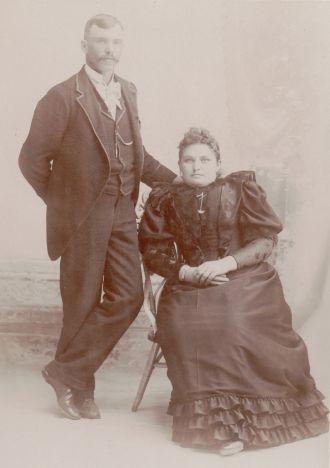 Charles Hibbs & Josephine Payne Hibbs