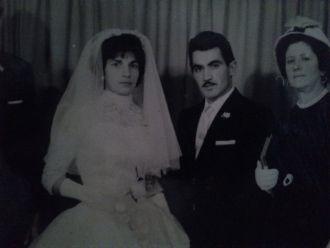 Eduardo Franco and Amelia Elena Mataloni