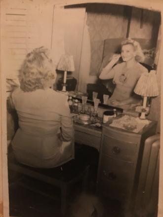 Susan (Farrell) Wittman 1950s