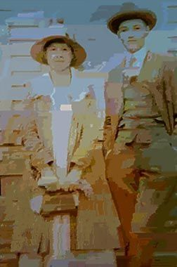 Otis Turner & Nina Gorman
