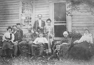 William Gerard Van Tassel Family