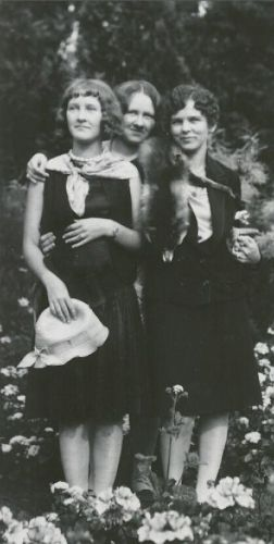 Kendall sisters, 1930
