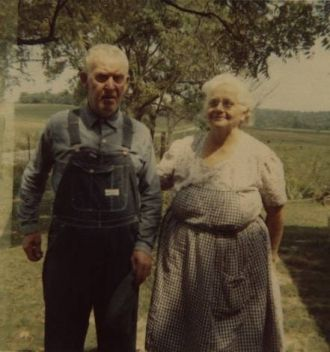 Susan (Henry) & Samuel A. Emery