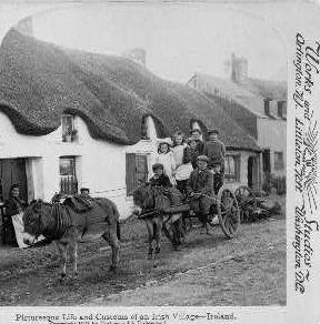 Irish village--Ireland