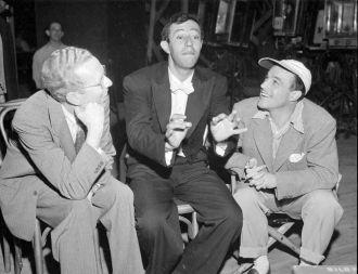 Adolph Green, Saul Chaplin, Gene Kelly