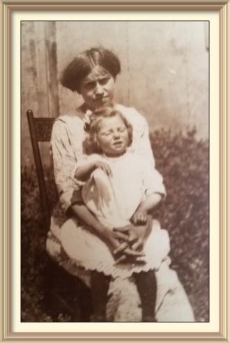 Hazel Hattie (Hyde) Bock