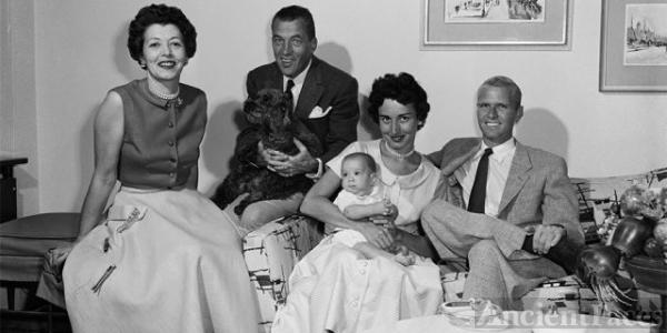 Ed Sullivan Family