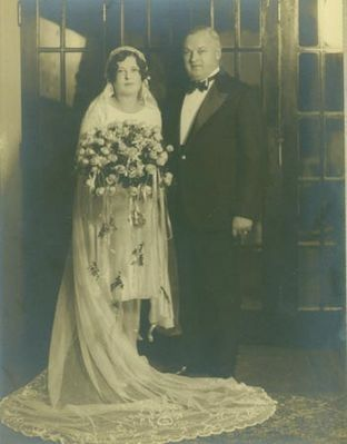 Marian & (her father) William Fletcher