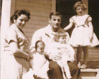 Lyle Wilkerson Parris family