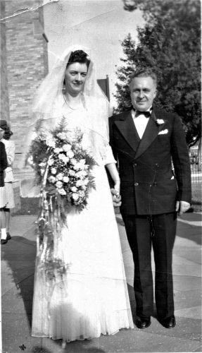 Charles Braun and Mary Lellis