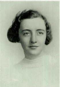 Nancy Maynes Barron--U.S., School Yearbooks, 1900-1999(1936)