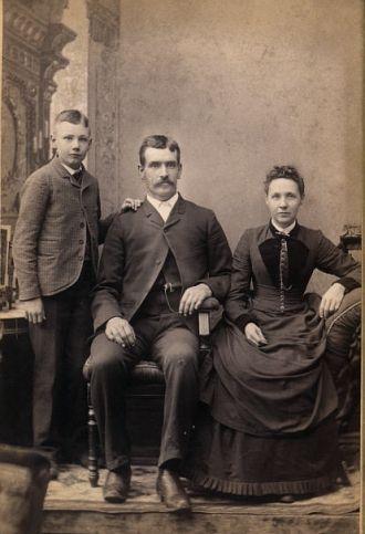 Bowers Family Wabash County Indiana
