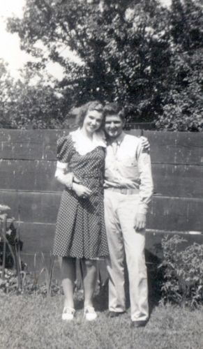 Unknown Kollros, Porter, or Moessmer couple