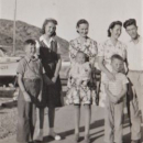 Margaret and family