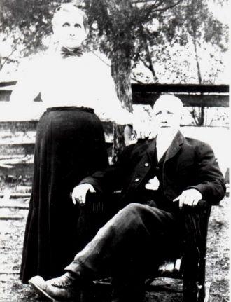 William and Sarah Phelps
