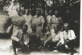 Some of Leroy & Mgt Carl's Children & Their Spouses