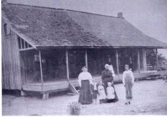 John Tippy Family Farmhouse