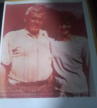 Chester and Bertha Bradley