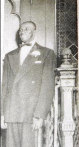 A photo of Milton Liburd
