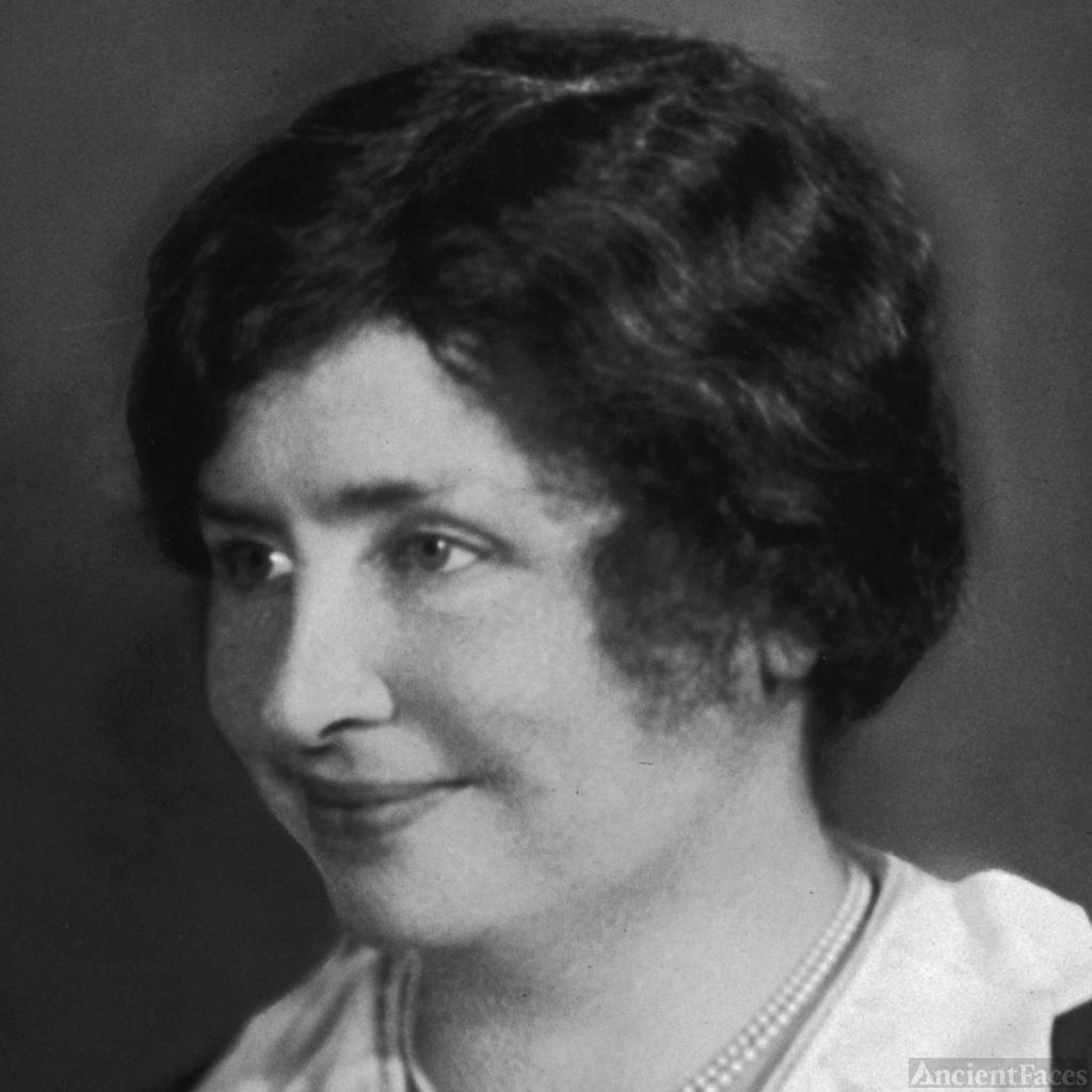Helen Adams Keller