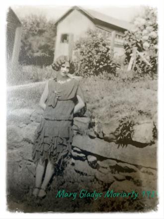 Mary Gladys Daly m. Harold F. Moriarty.