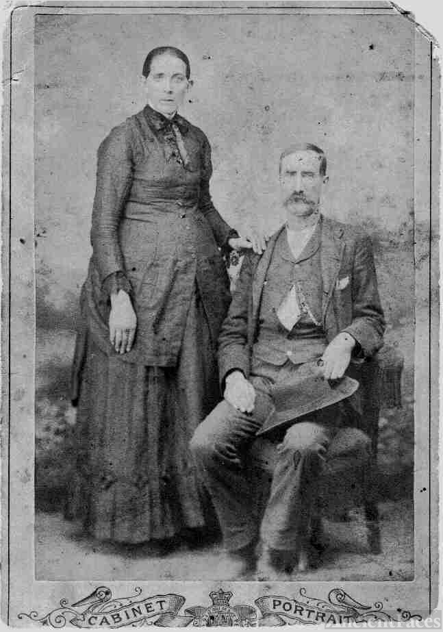 William Tucker & Emmaline England