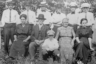 George Henry Breitenbucher Family