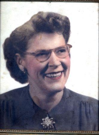 Mintabelle 'Babe'  (Norris) Longfield
