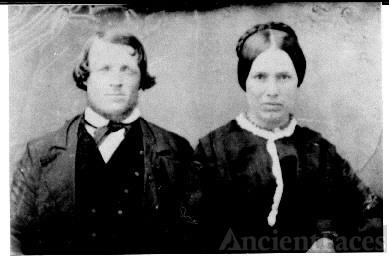 George Morris and Hannah Maria Newberry