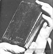 Desmond Doss' Bible
