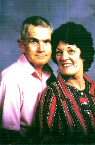 Raymond and Peggy Perry