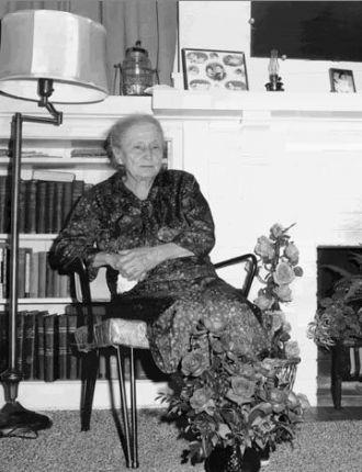 Lela Belle (Barker) Lett