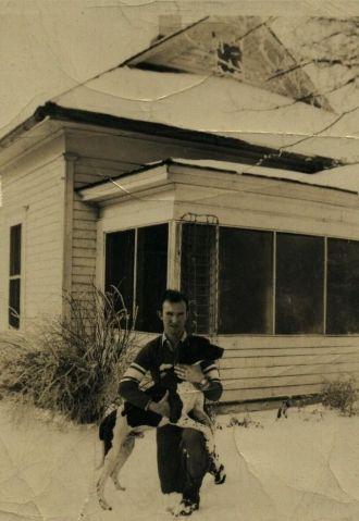 Loren Hoyt McCord and Sport, 1948