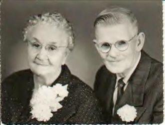 Uncle Claude & Aunt Nellie