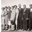 Group Pix of Mr & Mrs Edward I Brownlow's Children