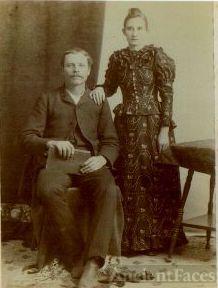Thomas Henry & Annie Owen Hickman