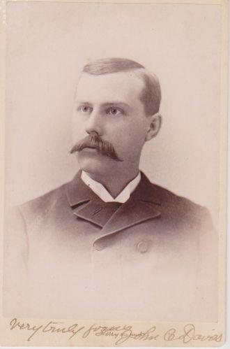 John C. Davies, New York