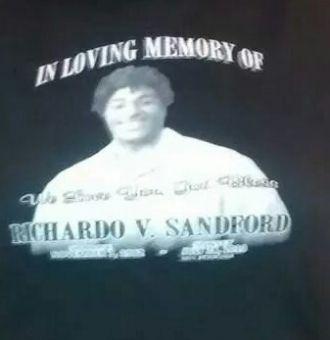 Richardo v Sandford