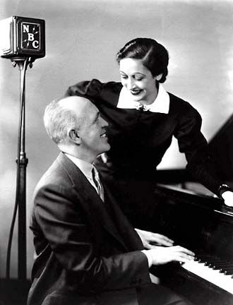 Dorothy Fields and Jimmy McHugh