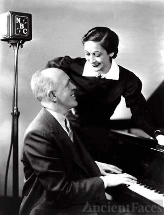Dorothy Fields and Jimmy McHugh