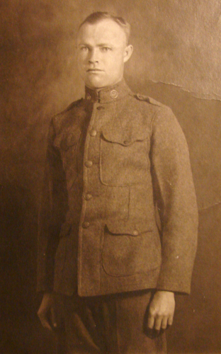 World War 1 - Soldier